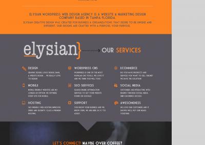 Elysian Web Design