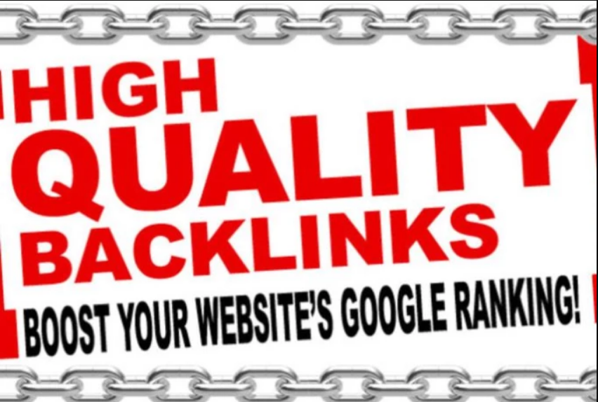 Understanding High Quality Backlinks for SEO